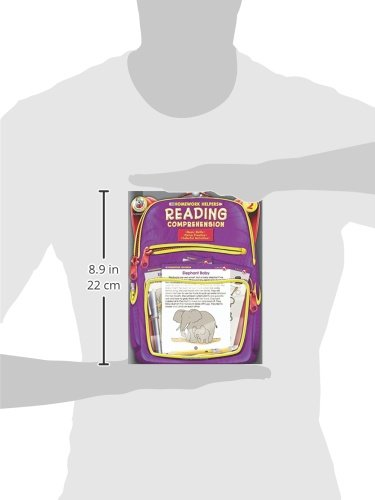 Amazon.com: Reading Comprehension, Grade 2 (Homework Helper ...