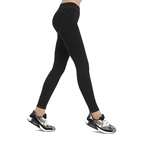 212b6743e3813f Women's Jeans Denim Leggings Jeggings—MCEDAR Casual Best Skinny Butt ...