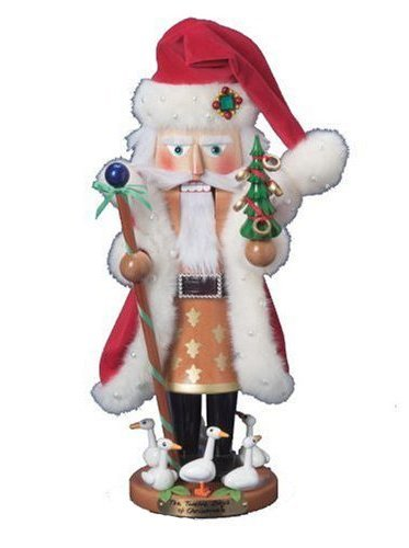 Steinbach 12 Day Of Christmas - Steinbach 12 Days of Christmas Golden Rings Part 3 Ltd Edition Nutcracker