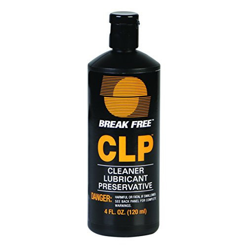 Break-Free CLP-4 Cleaner Lubricant Preservative Squeeze Bottle (4 -Fluid Ounce)