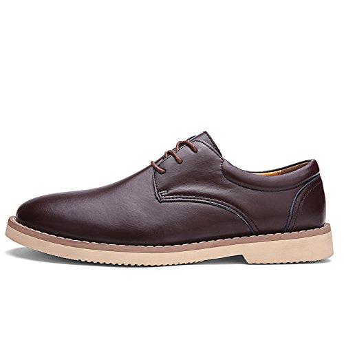 CFP , Chaussures à lacets homme - marron - marron,