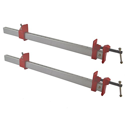 m Sash Clamp Grip Bench Work Holder Vice Slide Cramp x 2 ()