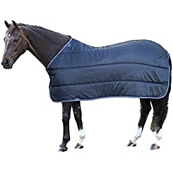 Shires Tempest WArma 200g Blanket Black 72""