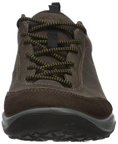 ECCO Espinho, Zapatillas de Deporte Exterior para Hombre Marrón (MOCHA/COFFEE58500)