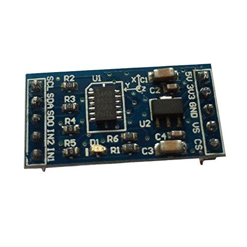 SUNKEE ADXL345 3-axis Digital Tilt Sensors Acceleration Module