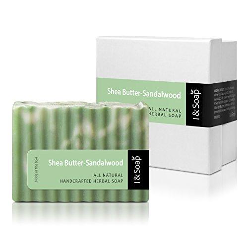 SOAP Shea Butter Sandalwood Soap Moisturizing product image
