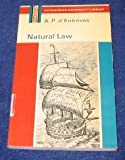 Natural Law : An Introduction to Legal Philosophy, D'Entreves, A. P., 0091026008