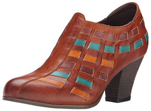 Multi Spring Brilliance Red 41 Step Women's M Multi Camel Dark boots OCvqUyCr