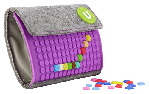 Price comparison product image Upixel ferutosumo-ruuxoretto Wallet B007 Free Chip 60 Pieces Included Lego Lego Concept Dot Brain Games Original Turbo ,  purple berry
