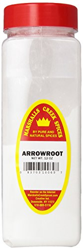 Marshalls Creek Spices Arrowroot, 12 Ounce