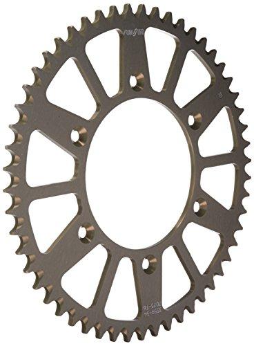 Sunstar 5-355954 Works Triplestar 54-Teeth 520 Chain Size Rear Aluminum Sprocket ()