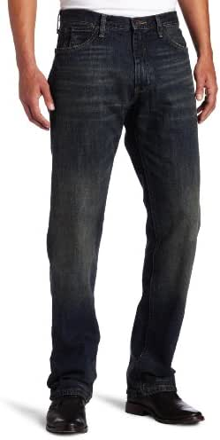 Nautica Jeans Men's Relaxed Cross-Hatch Jean