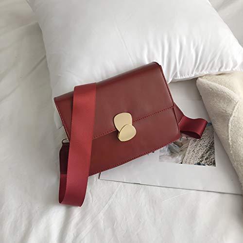 Bandoulieres Sauvage Paquet A Repas Large Petit À Rouge Isotherme Carré Ohq Femme Bandouliere Bandoulière Dos Sac Main Sacoche Langer Femmes gZnIzq