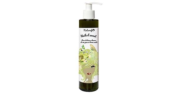 Aceite de aguacate para cabello y contorno de ojos: Amazon.es: Belleza