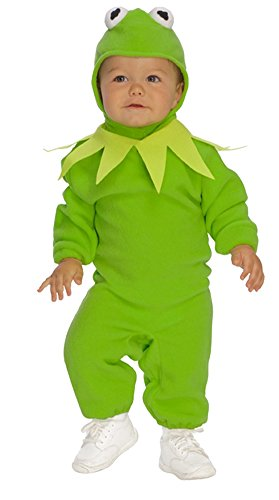 Kermit Romper Costume - Toddler