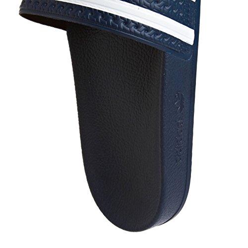 Adulto Ciabatte 288022 white Adilette Unisex – adidas Blue ZIfzSwfq