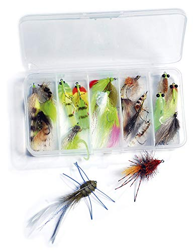 (Rainy's Signature Gulf Coast Fly Assortment (20 Pack))