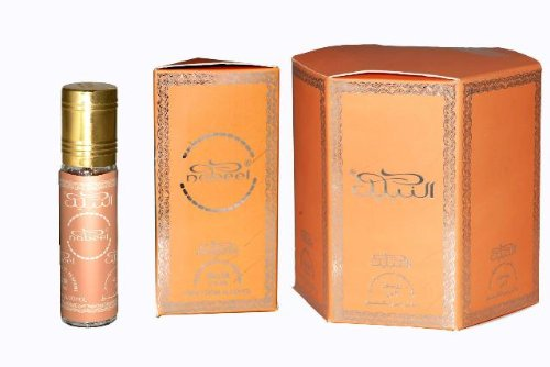 Touch Scented Perfume - Nabeel (Formerly Touch Me) - Box 6 x 6ml Roll-on Perfume Oil by Nabeel