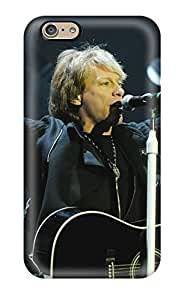 Iphone Protective Case High Quality For Iphone 6 Bon Jovi Live Concert Skin Case Cover