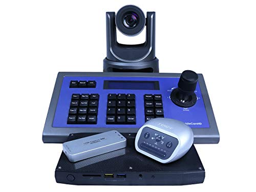 PTZOptics 20X Live Streaming Kit