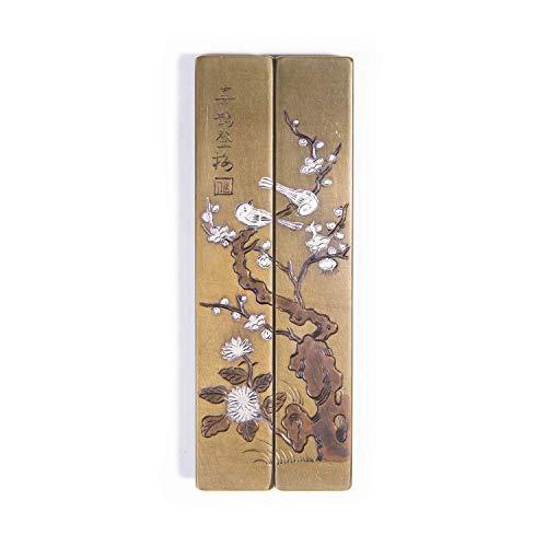 喜鵲登梅 Chinese Handmade Paperweight by Project V.O.C. | PPW03