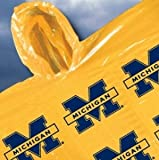 Michigan Wolverines Hooded Poncho
