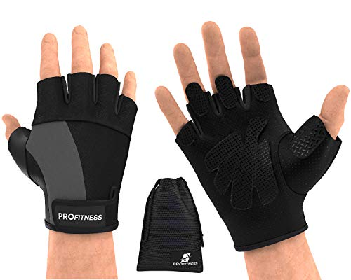 Gloves Fitness Men rx Smart Gear Gym Gloves Men Gym Gloves Men Gym Gloves Knee Sleeve Womens Gym Gloves Gloves Bear Grips Wrist Wraps Mens Gym Gloves Gloves for Men (Small, Black/Black)