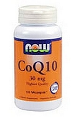 Now Foods CoQ10 30 Capsules product image