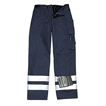 Portwest S917 Pantalones de seguridad Iona talla 3 XL color Armada