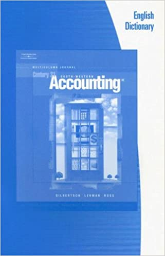 Accounts Dictionary Pdf