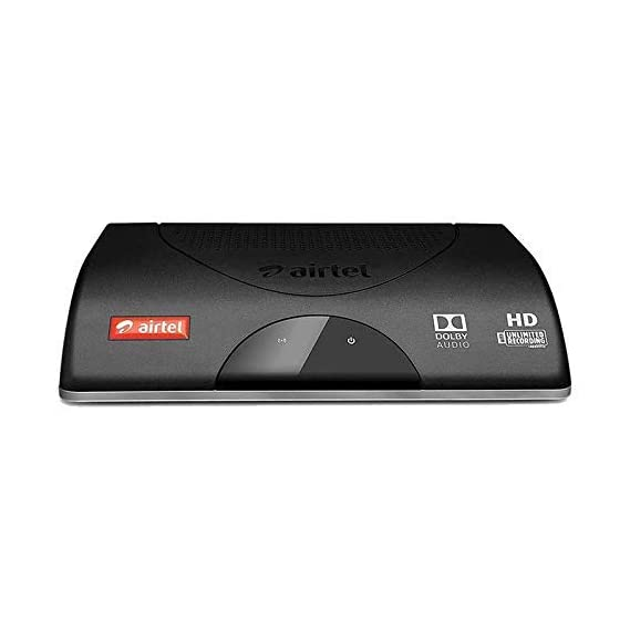 Airtel DTH Festival Offer High Definition Box with 3 Months HD Pack