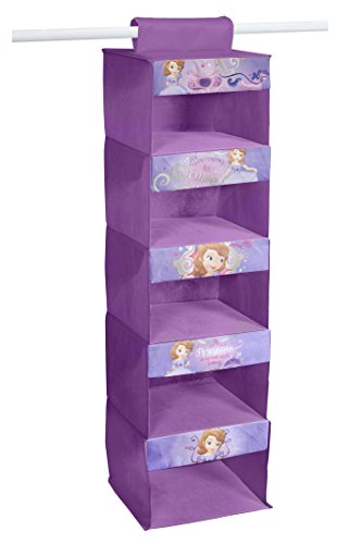 Disney Sofia The First 5-Tier Hanging