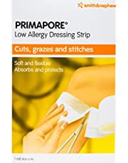 PRIMAPORE Wound Dressing Strip (8 cm x 1 m), 1ct