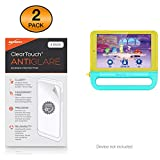 BoxWave Dragon Touch K8 Kids (8') Screen Protector, [ClearTouch Anti-Glare (2-Pack)] Anti-Fingerprint Matte Film Skin for Dragon Touch K8 Kids (8') | Dragon Touch Y88X Plus (7')