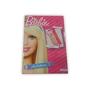 Colchón flotador / Almohadilla de baño / Colchoneta con Barbie en Humor de verano: Amazon.es: Juguetes y juegos
