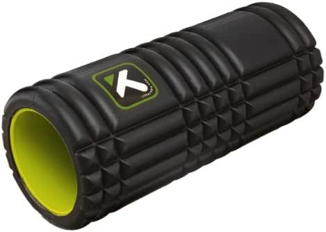 TriggerPoint GRID Foam Roller with Free Online Instructional Videos, Original (13-inch)