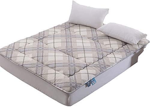 通気性 ウール 畳敷き パッド, 日本語 マットレストッパー ベッドのマット 抗菌 1 ツインサイズ パッドを睡眠 布団-D 220x200x5cm