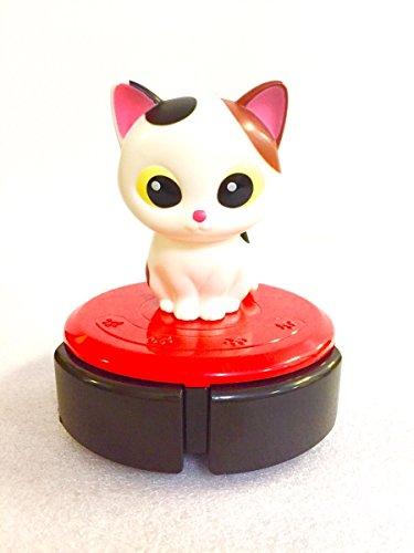 Charming SHINE Lun Lun Cleanya (Cat Robotic Desktop Cleaner) 2017  Evaluations