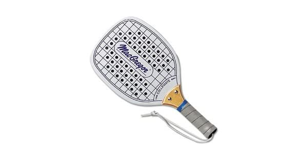 Amazon.com: Voit Collegiate Padel Raqueta: Sports & Outdoors