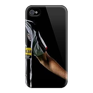 New Premium KoaPlJD4363oTlle Case Cover For Iphone 4/4s/ The Halfback Of Juventus Giorgio Chiellini Protective Case Cover