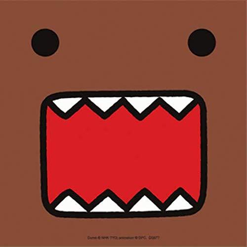 - Hot Properties Domo-Kun Face Die Cut Vinyl Sticker DS577