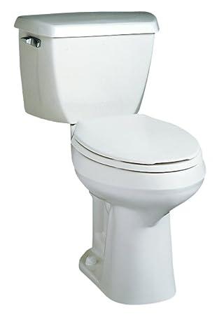 Amazing Crane Plumbing Hymont Plus Elongated Toilet Bowl 3954 Short Links Chair Design For Home Short Linksinfo