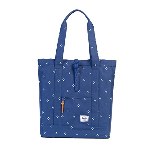 Herschel Supply Co. - Le marché du fourre-tout en caoutchouc Gomma Nera Focus / twilight Blue