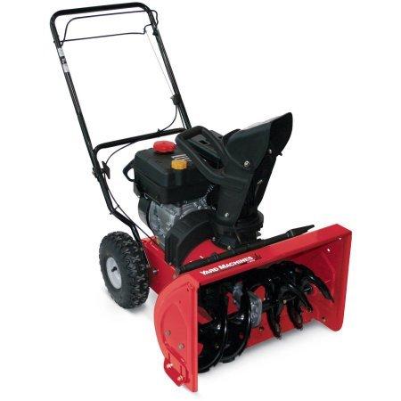 Powerful Yard Machines 22'' 179cc 2-Stage Snow Blower by Yard Machines