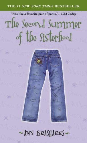 The Second Summer of the Sisterhood (Sisterhood of Traveling Pants, Book 2)