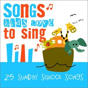 Sunday School Songs Kids Love product image