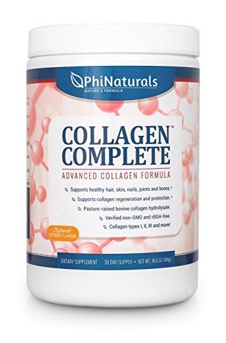 Collagen Complete Hydrolyzed Peptides Powder