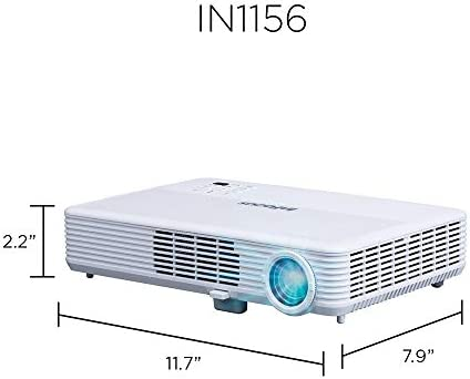 Infocus IN1156 Video - Proyector (3000 lúmenes ANSI, DLP, WXGA ...