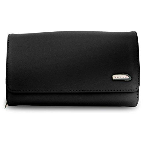 - Travelon Convertible Leather Purse (Black)