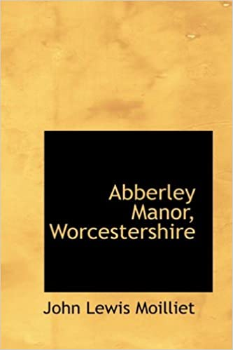 Book Abberley Manor, Worcestershire